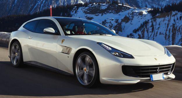 Ferrari Crossover, Marchionne: in futuro il SUV del Cavallino