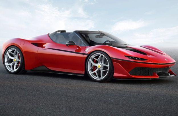 Ferrari J50 1024x668