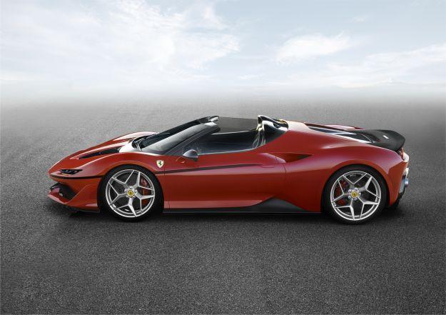Nuove Ferrari 2017: i nuovi modelli del Cavallino [FOTO]