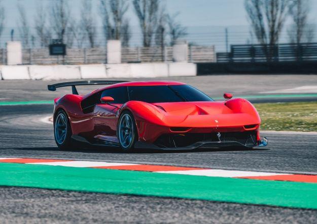 Nuova Ferrari P80/C, la One-Off per un fortunato cliente