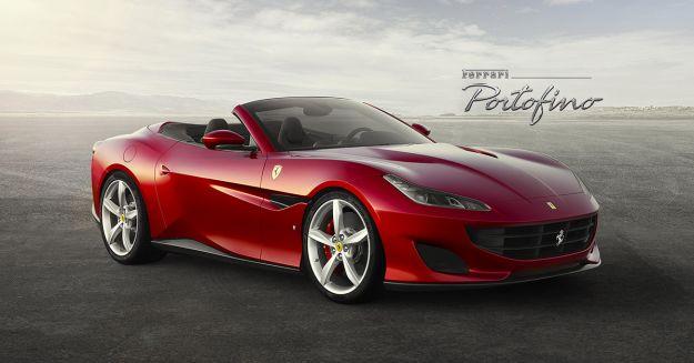 Nuove Ferrari 2018, le novità auto in uscita: un anno all'insegna della Portofino