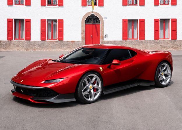 Ferrari SP38: la one-off partorita dalla mente di un cliente