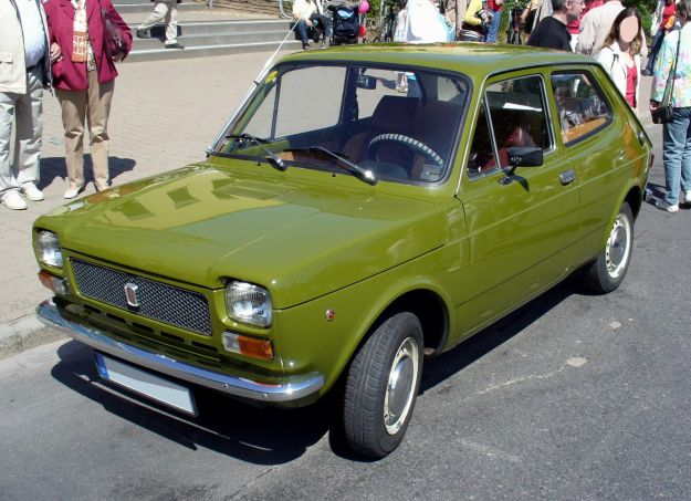 Fiat 127 prima serie