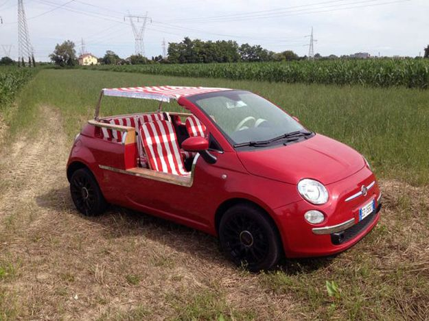 Fiat 500 Jollycar