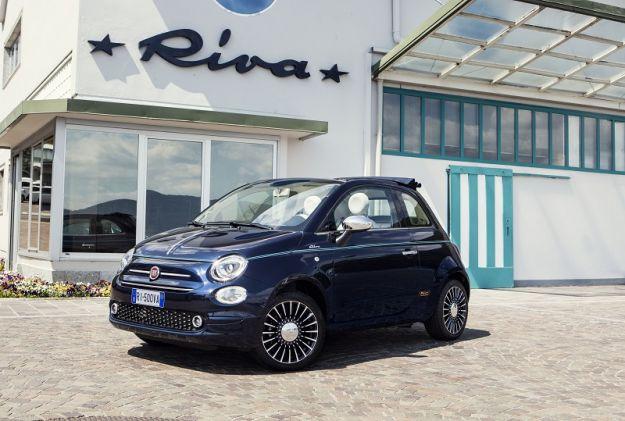 Fiat 500 Riva: prezzo, caratteristiche e interni dell'edizione limitata [FOTO]