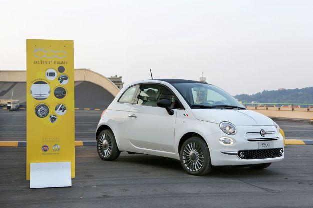 Fiat 500, accessori Mopar (1)
