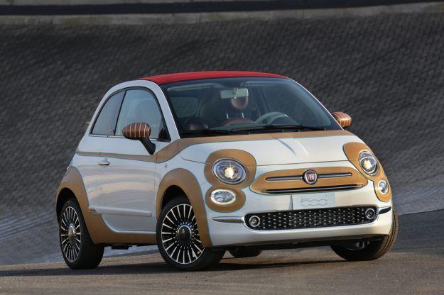 Fiat 500C Defend Gala: esemplare unico per beneficenza [FOTO]