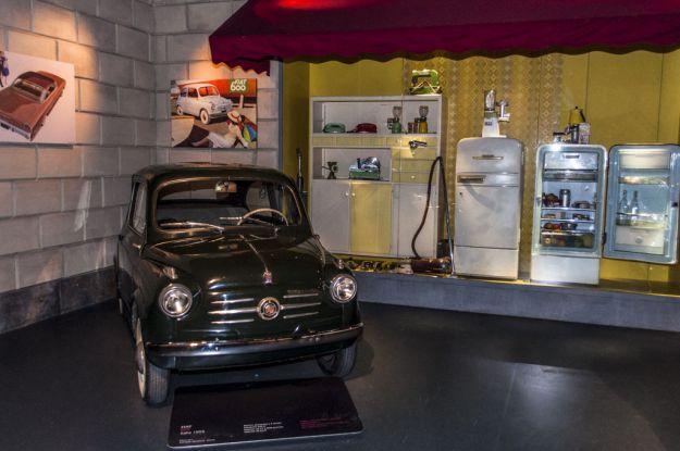 Fiat 600, epoca: storia della city car che compie 60 anni [FOTO]