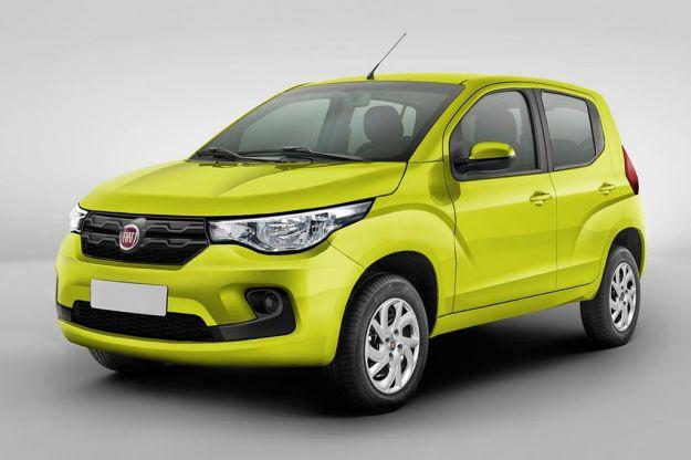 Fiat Mobi 1
