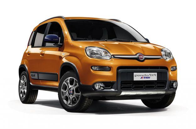 Fiat Panda 4×4 K-Way: prezzi e caratteristiche [FOTO]
