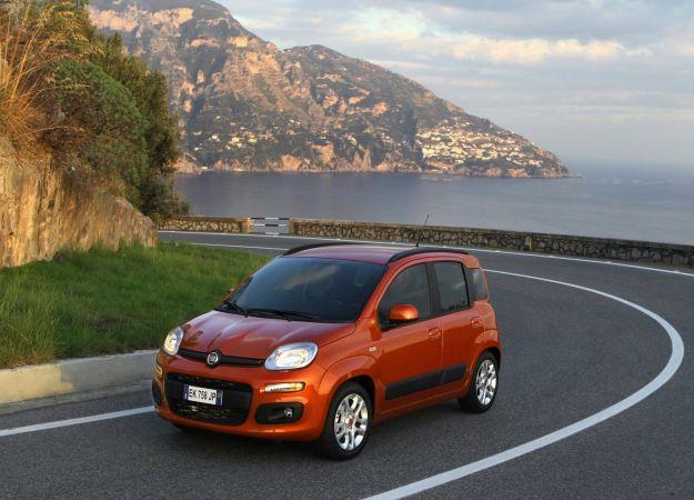 Fiat Panda top 5 utilitarie