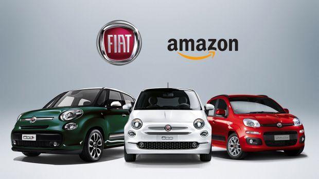 Fiat Store Amazon