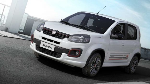 Fiat Uno 2017 prima foto ufficiale