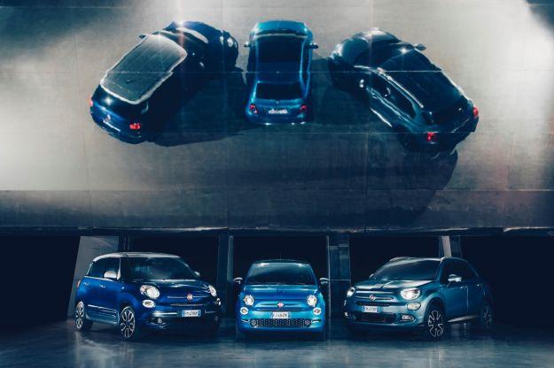 Fiat al Salone di Ginevra 2018 Serie Speciale Mirror