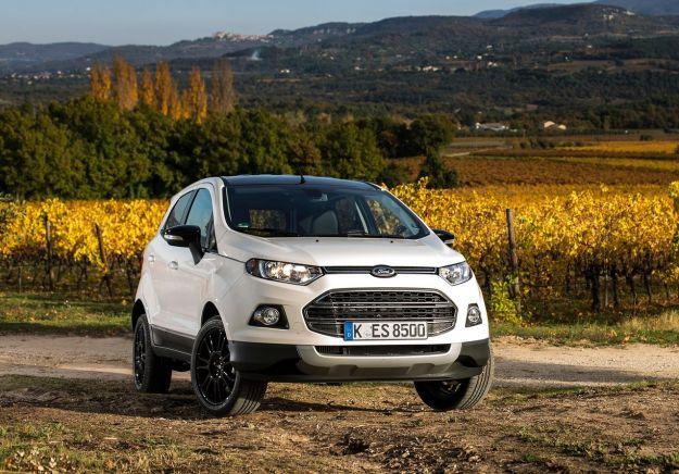 Ford Ecosport 2017 restyling: prezzi, motori e dettagli [FOTO]
