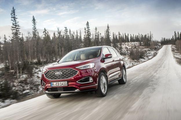 Ford Edge 2019 restyling: prezzo e scheda tecnica della nuova generazione [FOTO]