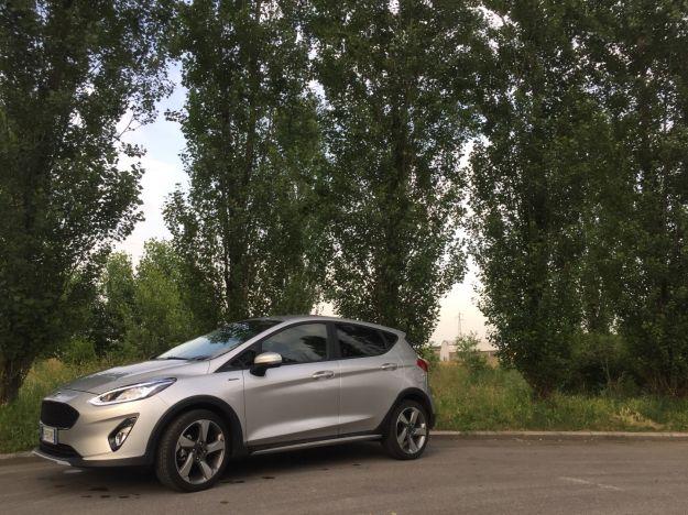Ford Fiesta Active 1.0 EcoBoost 85 CV: la prova su strada