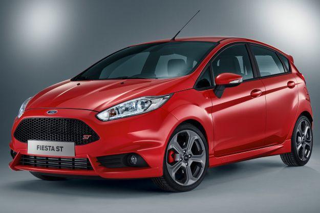 Ford Fiesta ST: ora disponibile anche a cinque porte [FOTO]