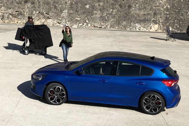 Ford Focus 2019: le foto spia della cinque porte [FOTO]