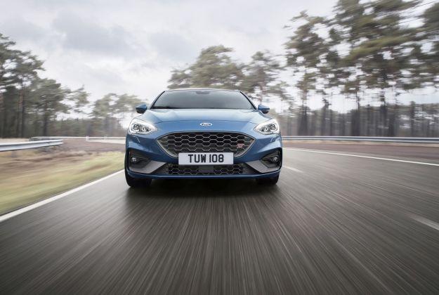 Nuova Ford Focus ST 2020: sportiva, benzina o diesel [FOTO]