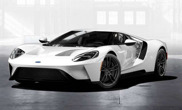 Ford al Motor Show Bologna 2016: Performance, GT, Mustang e Focus RS