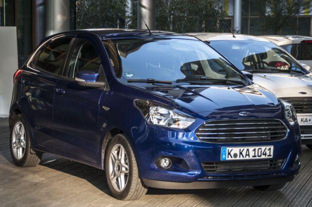 Nuova Ford Ka+ prova su strada: prezzo, dimensioni e allestimenti [FOTO]