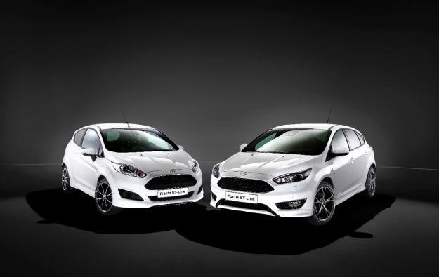Ford, ST-Line per Fiesta e Focus: motori e caratteristiche