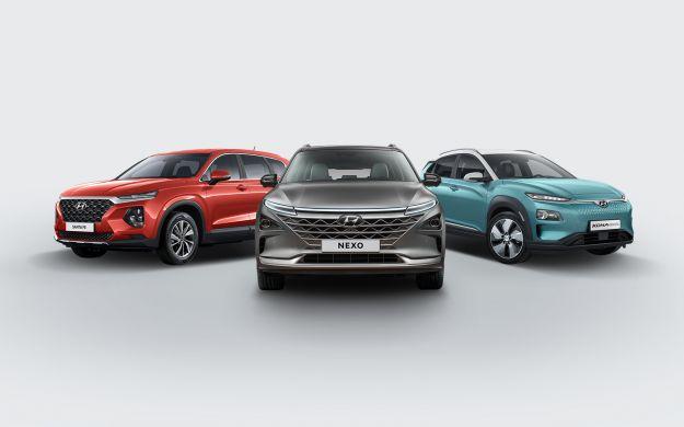 Hyundai al Salone di Ginevra 2018: le auto esposte