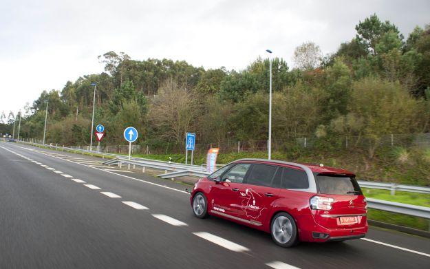 Guida autonoma PSA