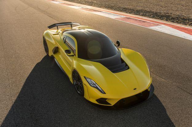 Hennessey Venom F5: prestazioni, motore e velocità massima [FOTO]