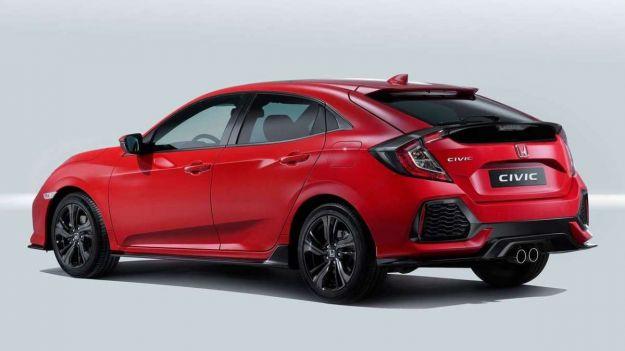 Nuove Honda 2017, le novità auto in uscita: largo a Civic e CR-V