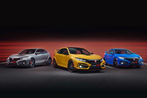 Honda Civic Type R 2020 modelli