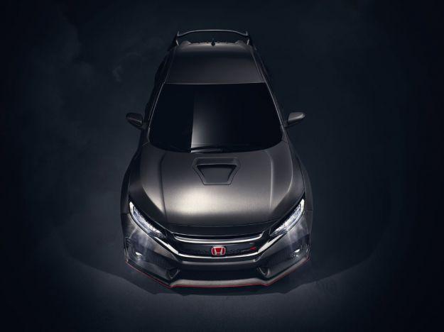 Salone di Ginevra 2017, Honda: tutte le novità auto presentate ed esposte [FOTO]