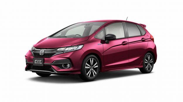 Honda Jazz 2017: prezzo, dimensioni, interni e motori [FOTO]