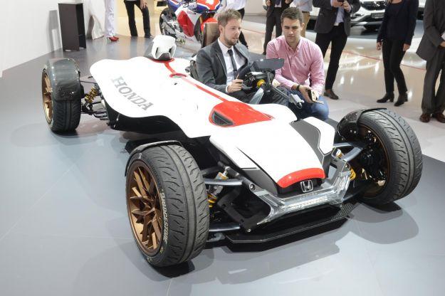 Honda Project 2&4 al Salone di Francoforte 2015 (1)