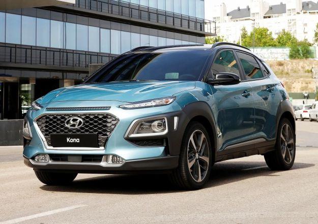 Hyundai Kona 2017: prezzi, allestimenti e motori del nuovo suv urbano [FOTO]