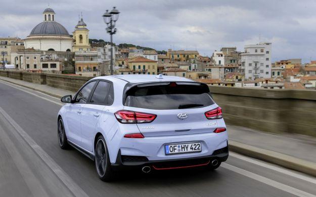 Hyundai i30 N 2018: allestimenti e prezzi per l'Italia della sportiva coreana [FOTO]