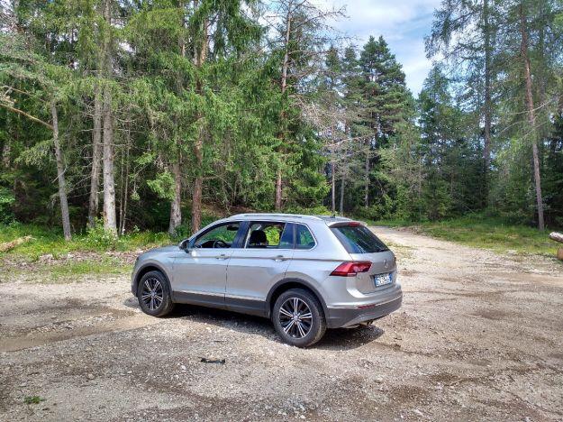 Volkswagen Tiguan 2017: prova su strada, prezzo e caratteristiche [FOTO]