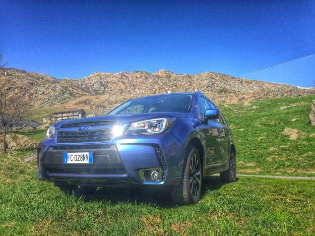 Nuova Subaru Forester 2017 2.0d Lineartronic: prova su strada, dimensioni e prezzo [FOTO e VIDEO]