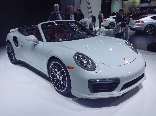 Porsche al Salone di Detroit 2016: si completa la gamma 911 [FOTO]