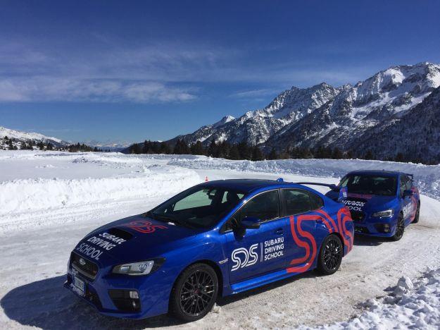 Subaru Snow Drive Experience, Passo del Tonale: prova della gamma AWD