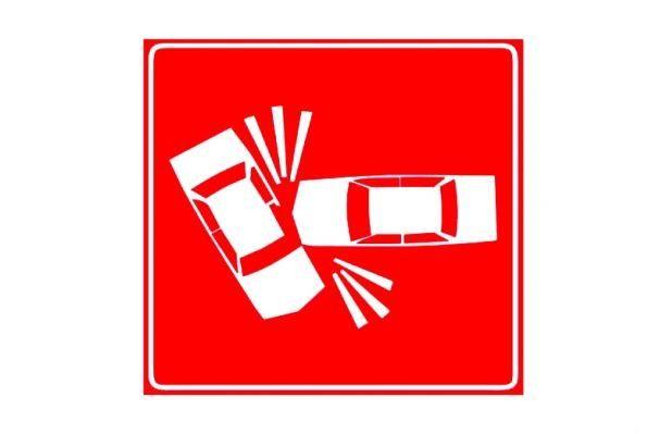 Immagine segnale incidente