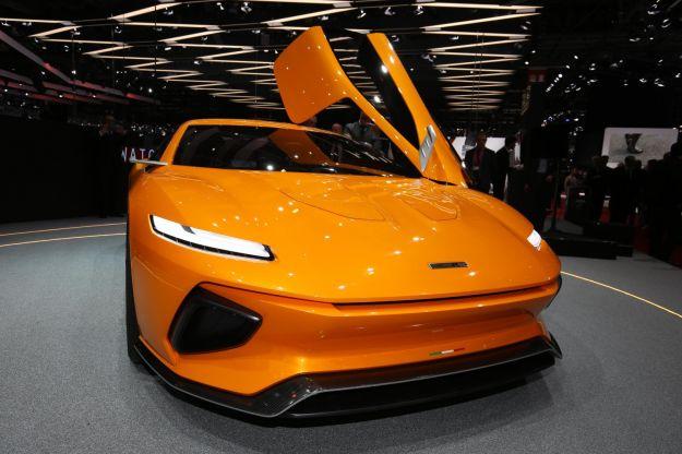 Italdesign GTZero concept al Salone di Ginevra 2016 [FOTO]