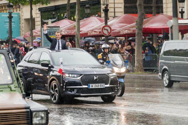 Retromobile 2018: DS Automobilies con le auto presidenziali, anche DS 7 Crossback