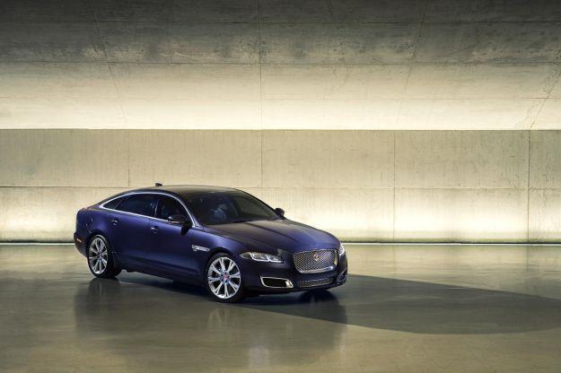 Jaguar XJ 2016 restyling, nuovo infotainment e motore diesel