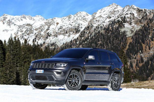 Jeep Grand Cherokee 2017, novità Trailhawk: prezzi e motori [FOTO]