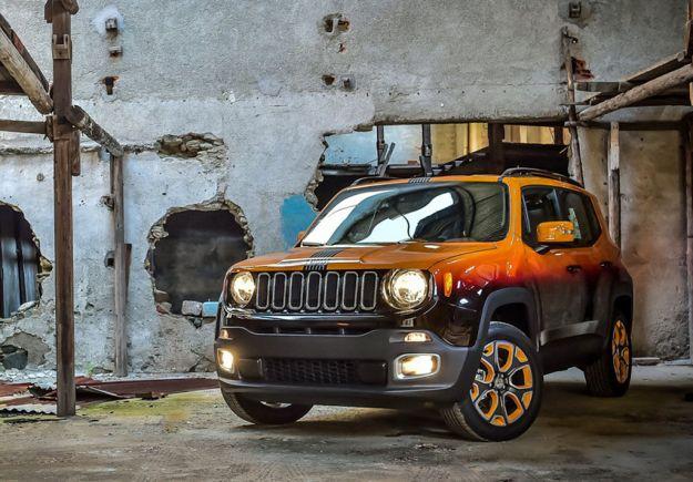 Jeep Renegade, tuning : il nuovo vestito di Garage Italia Customs [FOTO]
