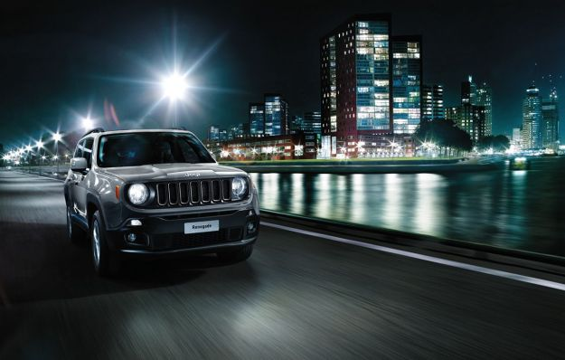 Jeep Renegade 1.4 gpl, prezzo e scheda tecnica del turbo bifuel [FOTO]