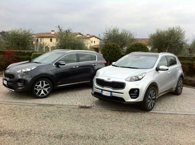 Nuova Kia Sportage: prezzo, dimensioni, interni e prova su strada del SUV [FOTO]