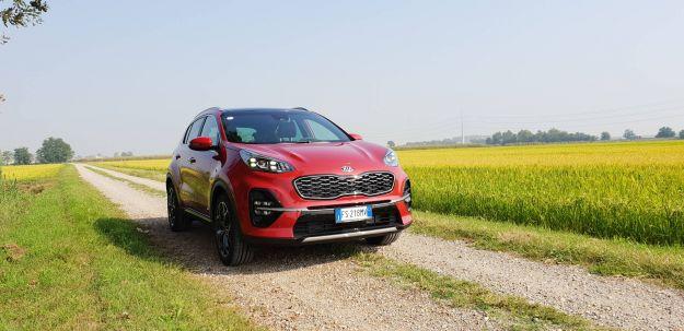 Nuova Kia Sportage 2018: prova su strada, prezzo e scheda tecnica